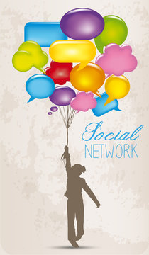 Concetto Social Network