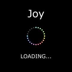 LOADING Illustration - Joy