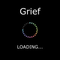 LOADING Illustration - Grief