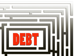 The maze of debt