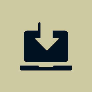Flat Metro Icon