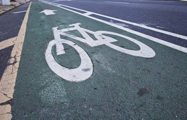 Bicycle Pavement