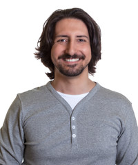 Portrait of a turkish guy
