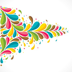 creative colorful banner design concept vector