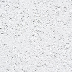 Painted concrete white wall