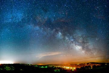 Milky Way Galaxy Wall mural