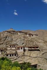 Photo sur Aluminium Népal Lamayuru Monastery, in Ladakh,Northern India.