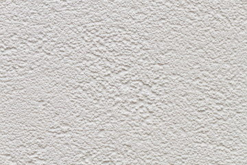 White cement and concrete wall for background and pattern