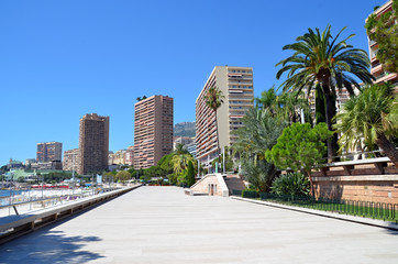 city of monaco view photo