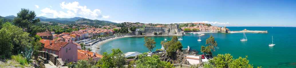 Bay of Collioure
