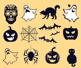 Halloween, life beyond, afterlife and Dia de Muertos themed