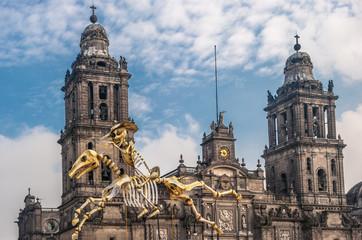 Day of the dead in Mexico city, Dia de los muertos