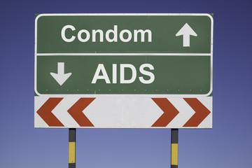 Condom or Aids