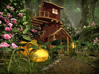 The Boot House, 3d CG