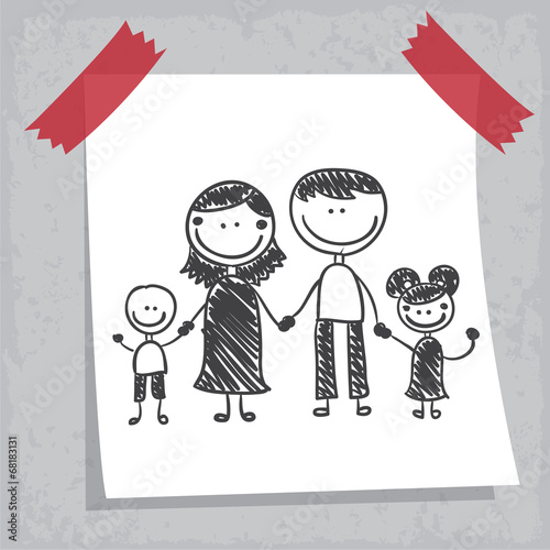 """Bien-aimé Dessin : mariage"""" fichier vectoriel libre de droits sur la banque  PK28"""