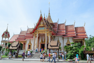 Wat Chalong In Phuket