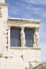 Erechtheion in Athens