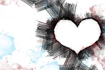 Heart pancil 21