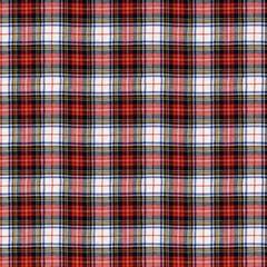 Checkered fabric