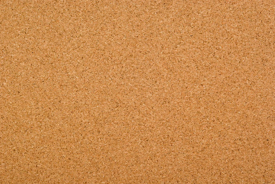Empty corkboard background
