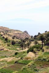 Landschaft auf La Gomera
