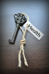 The key to health