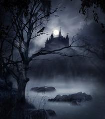 Macabre landscape