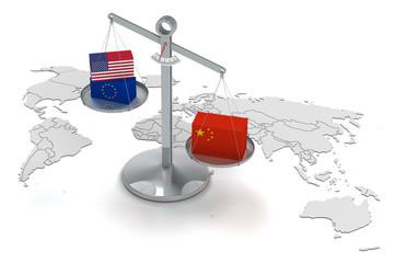 China überholt den Westen