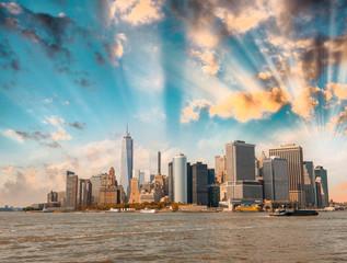 Buildings of Manhattan