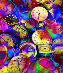 Colorful time