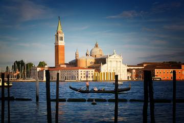 Kościół San Giorgio Maggiore Wenecja,Włochy.