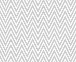 Gray and White Zigzag Textured Fabric Repeat Pattern Background