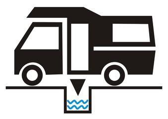 Caravan - symbol