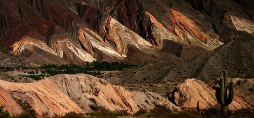 Wall Mural - Cerro de los Pintores