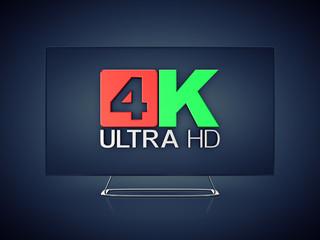 4K Ultra HD screen tv ,Ultra High Definition display