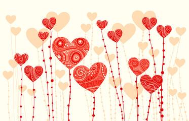 fantasy hearts