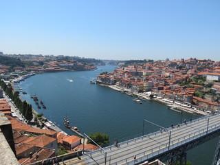 Portugal - Le Douro à Porto