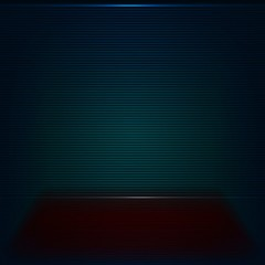 Abstract background with neon dark strips