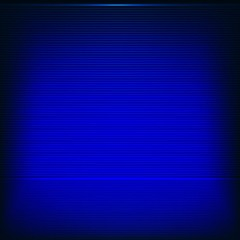 Abstract background with neon blue strips