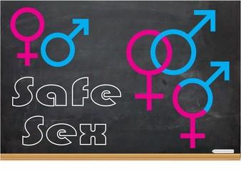 Illustration of Sexy Icon Set