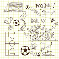 Football Doodle