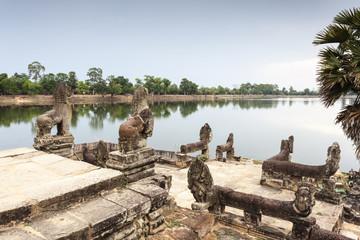 Srah Srang in Angkor