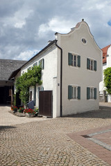 Historisches Bauwerk in Kösching