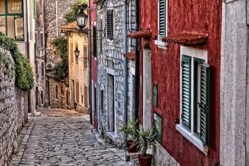 Obraz Rovinj, Chorwacja - fototapety do salonu