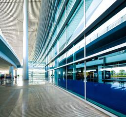 Shanghai Airport Background