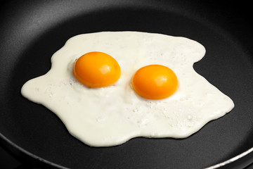 Fried chicken egg