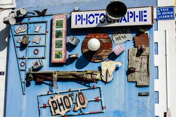 Enseigne Photographe