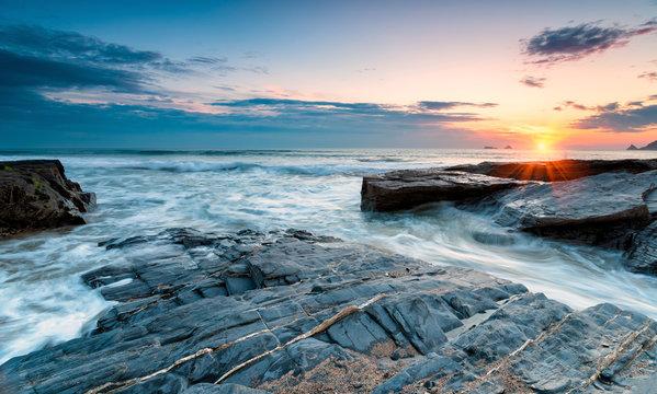 Sunset at Boobys Bay