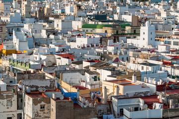 high density buildings in Cadiz