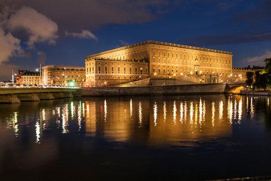 Royal palace of Sweden